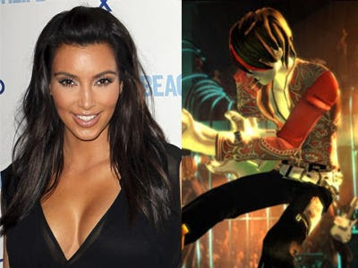"Kim Kardashian – ""Call of Duty: Black Ops II"""