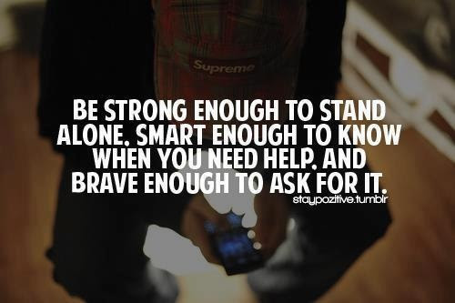 Quotes About Strong Enough 280 Quotes