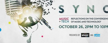SYNC: Music + Tech Conference