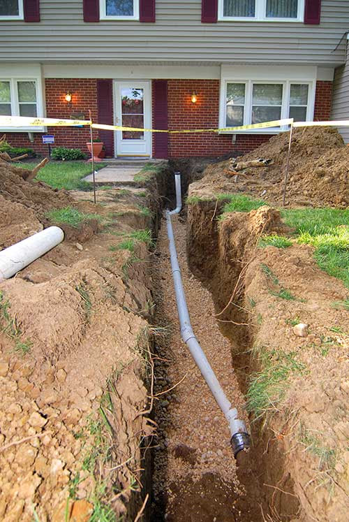 Joe The Plumber South Windsor CT Sewer Drain Repair and Replacement Hartford CT