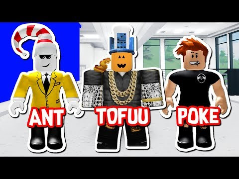 Becoming Roblox Youtubers Poke Cringley Tofuu - pokes roblox name