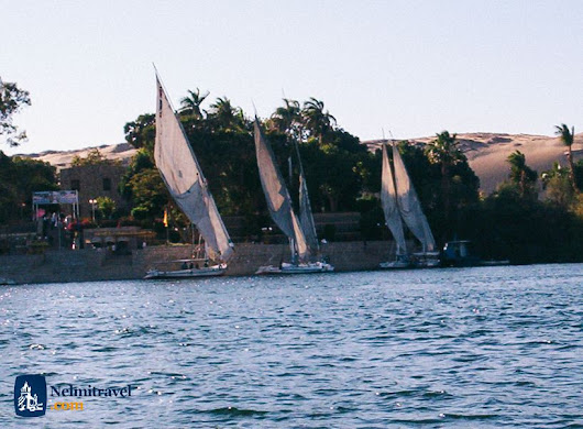 Sailing the Nile River on an Egyptian Felucca Adventures