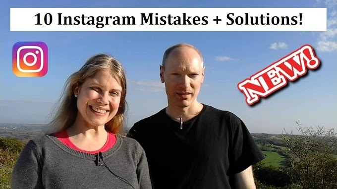 10 Instagram Mistakes And Solutions! Get More Followers And Engagement At Instagram! -Skillshare Free Course