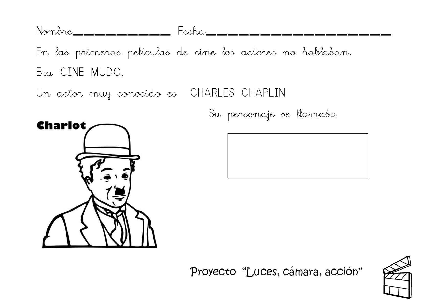 Calaméo Proyecto Cine Fichas
