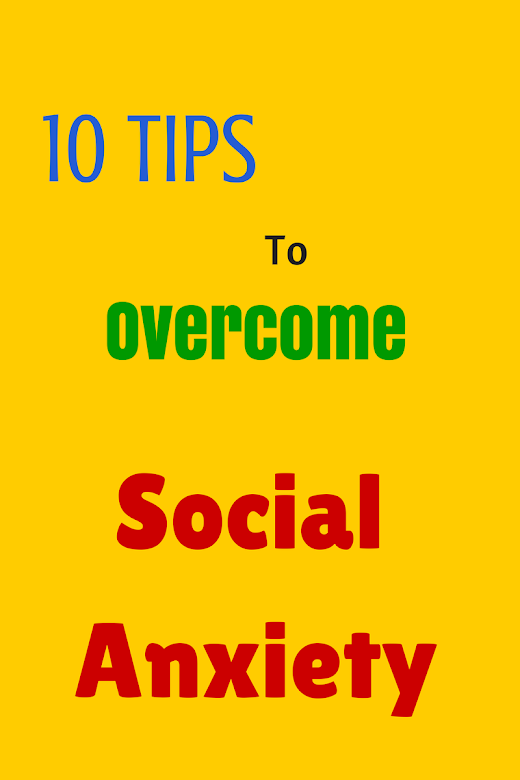 10 Proven Tips to Overcome Social Anxiety
