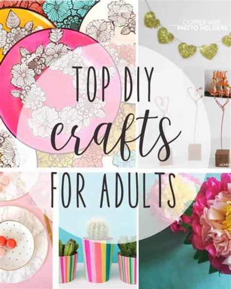 top diy crafts  adults