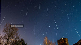 Geminids Meteor Shower and 3200 Phaethon After 76 Years Close to Earth - Daily Life Dose