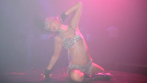 Go-Go Dancer @ Webster Hall