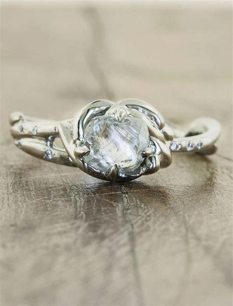 Rough Cut on Pinterest   Rough Diamond Rings, Raw Diamond