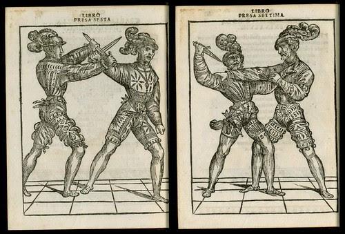 L'arte de l'Armi by Achille Marozzo, 1536 l