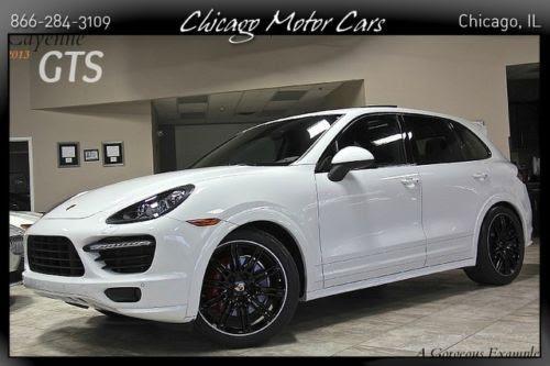 Purchase Used 2013 Porsche Cayenne Gts 101kmsrp 21 Wheels