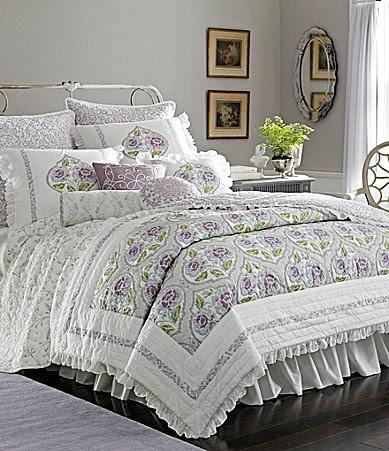 Dena Home French Lavender Bedding Collection | Dillards.