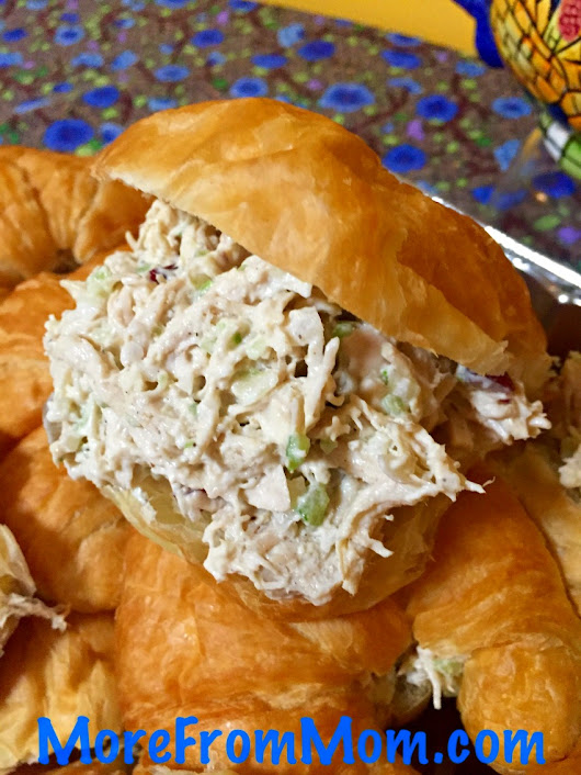 Nini's Best Chicken Salad Recipe EVER!!!