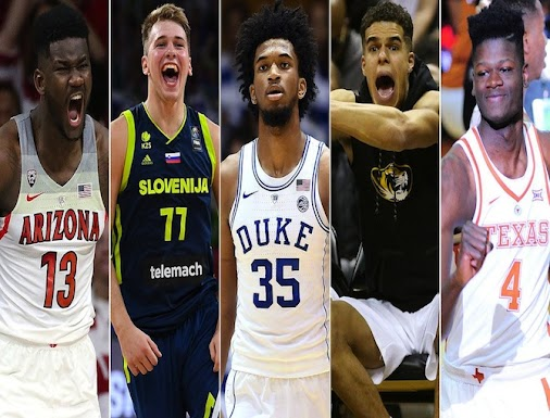 2018 NBA Draft Results