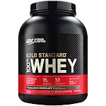Optimum Nutrition - Gold Standard 100% Whey Protein - Double Rich Chocolate (74 Servings) - Whey Protein