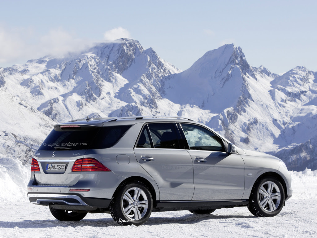 2015 Mercedes-Benz M-Class - Information and photos ...