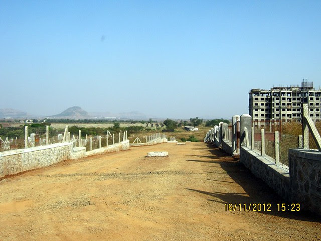 Bungalow Plots & Flats - Anant Srishti at Kanhe