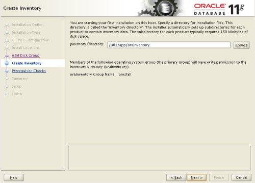 Grid - Create Inventory