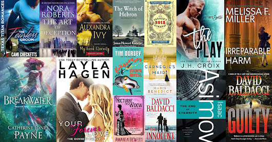 Your 6 FREE & 9 bargain books for July 14th