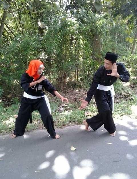 Download Buku Jurus Dan Senam Psht - Guru Paud