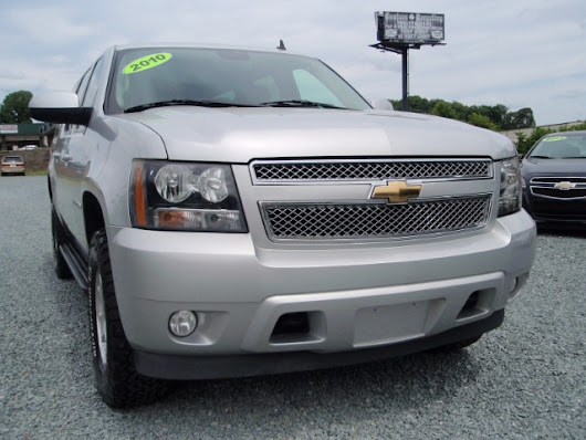 Used 2010 Chevrolet Suburban LT 1500 4WD for Sale in Monroe NC 28110 Auto Track