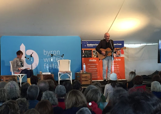 Paul Kelly takes on Shakespeare | Byron Writers Festival 2016