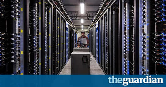 Silicon Valley siphons our data like oil. But the deepest drilling has just begun | World news | The Guardian