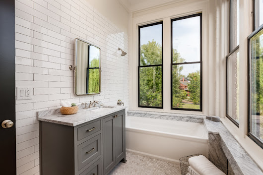 10 Bathroom Trends From the Kitchen and Bathroom Industry Show