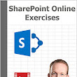 SharePoint Online Exercises - New Book Released