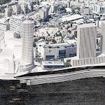 יצא לדרך: מכרז ראשון לחכירת שטחים במתחם הכניסה החדשה לירושלים - כלכליסט
