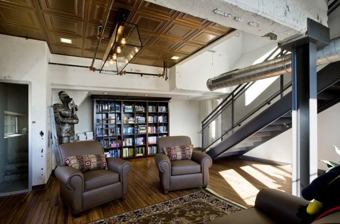 Google cool office