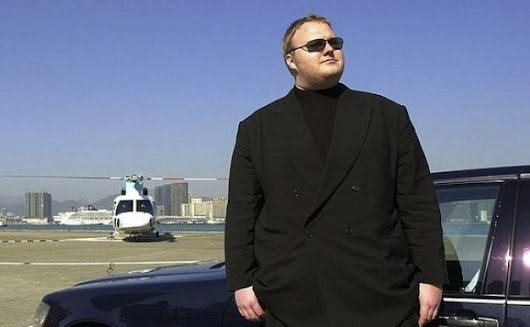 RIAA sues Megaupload over copyright infringement