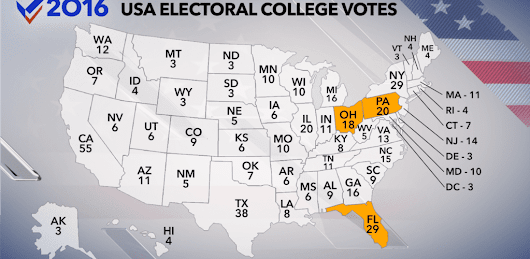 The Genius of the Electoral College, and why it must not be changed. – NewsParticipation