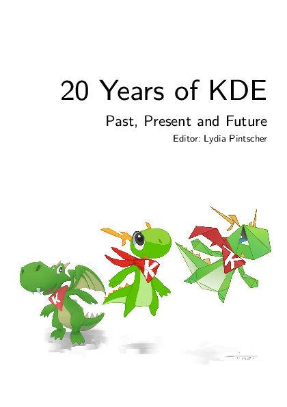 20 Years of KDE ‒ Past, Present and Future