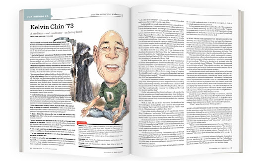 Kelvin Chin '73 | Dartmouth Alumni Magazine