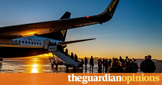 Ryanair has recognised unions. Hell must have frozen over | Stefan Stern | Opinion | The Guardian