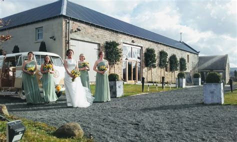 Top 5 North East Wedding Venues   Canny Campers