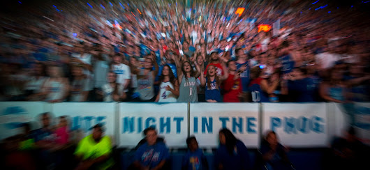Late Night in the Phog 2016