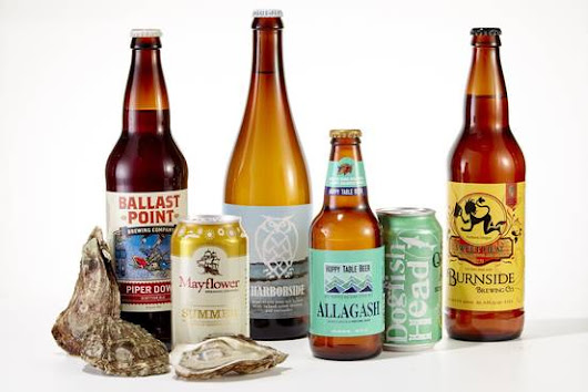 The Best Beers to Pair With Shellfish