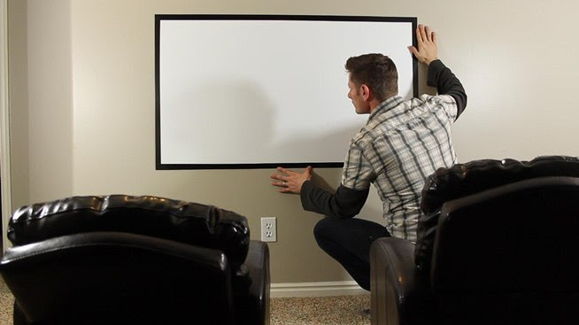 How to Make a DIY Home Theater Projector and 50