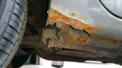 Rust Repair - Got Rust | Derry, NH | Rust-O-Rama
