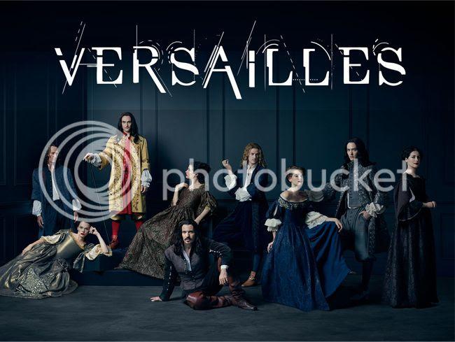 Versailles show on Ovation