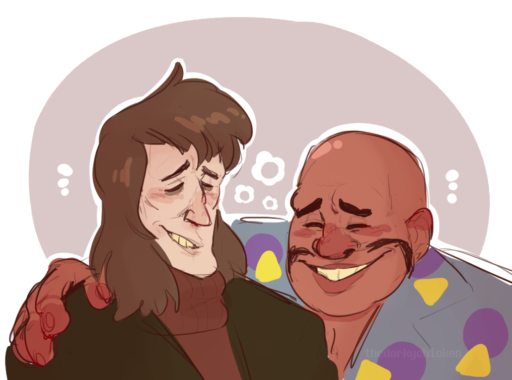 they're Gay nd i Lov + Support them