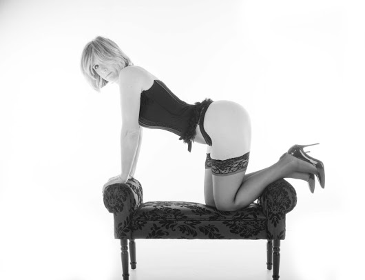 Boudoir photography in Kent