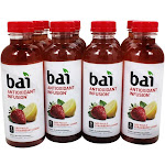 Bai Antioxidant Infusion Beverage Sao Paolo Strawberry Lemon 12 Bottle(s)