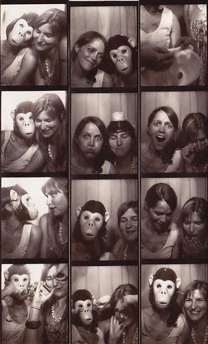 hank and laura photobooth