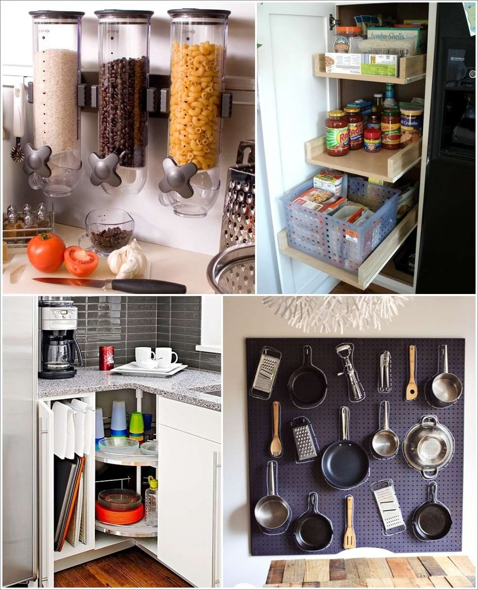 9 Super Epic Small Kitchen Hacks For Your Household Homesthetics ...