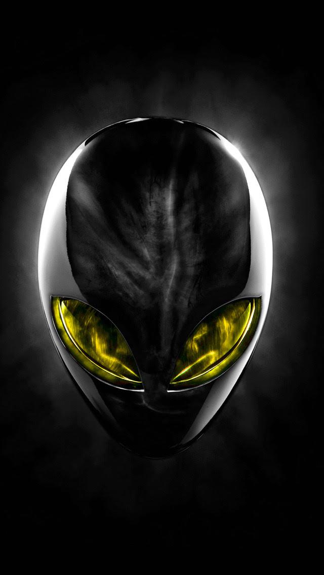 Alien iPhone Wallpaper - WallpaperSafari