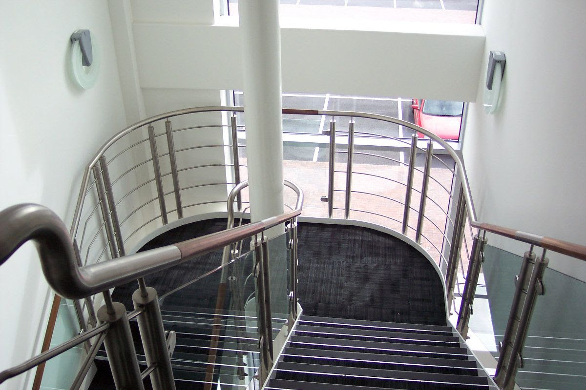 Metal Railing Ideas By Diomet Fabrications Ltd