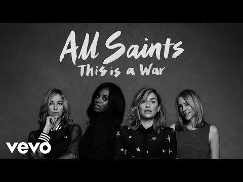 this is a war, nuovo inedito delle all saints da red flag